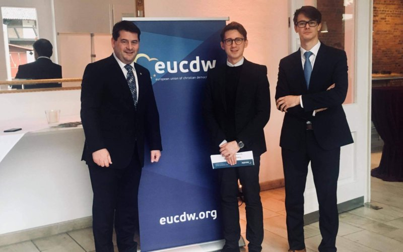 EDS at the 40th Anniversary of the EUCDW