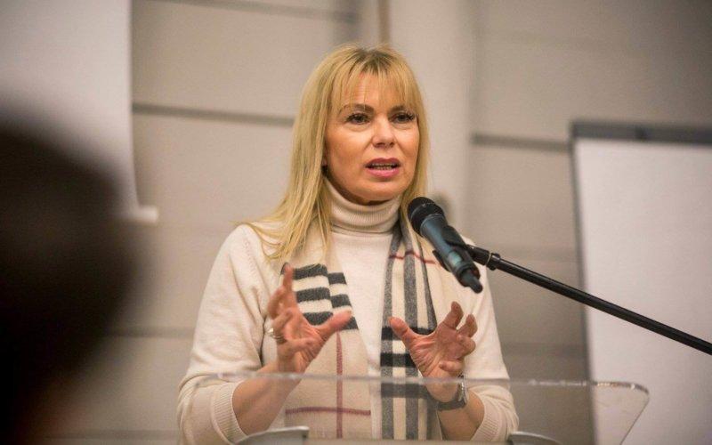 Commissioner Bieńkowska at the EDS Winter University