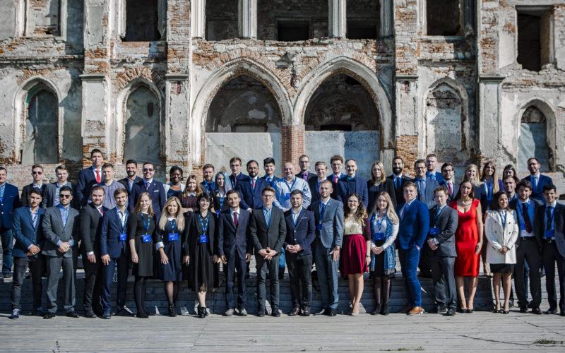 Council Meeting, September 2017 // Cluj, Romania