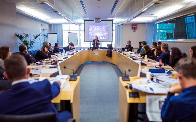 EDS Skills Workshop – Brussels, 2016