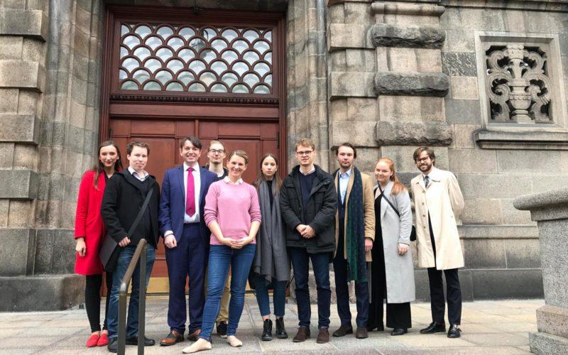 EDS in Copenhagen for NKSU Annual Meeting
