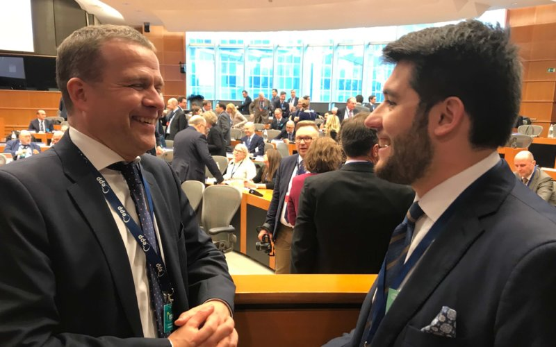 EPP Political Assembly – Strengthening Connections and Boosting EDS